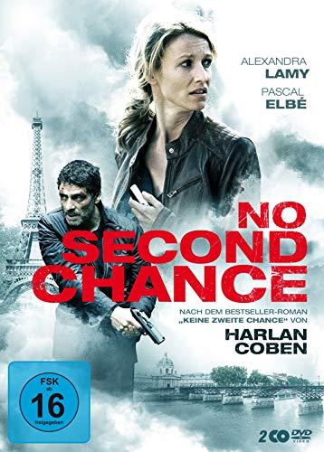 Harlan Coben - No Second Chance - Keine zweite Chance 2 DVDs