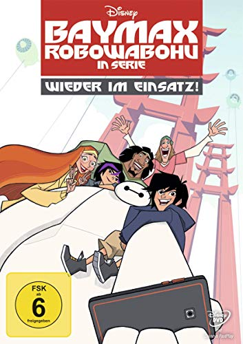 Baymax - Robowabohu in Serie,