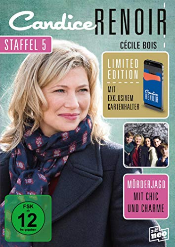 Candice Renoir Staffel 5 (Limited Edition inkl. Kartenhalter) (exklusiv bei Amazon.de) (3 DVDs)