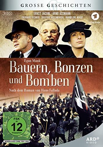 Bauern, Bonzen und Bomben Nach dem gleichnamigen Roman von Hans Fallada (3 DVDs)