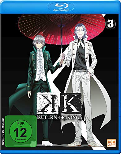 K Return of Kings: Staffel 2.3 [Blu-ray]