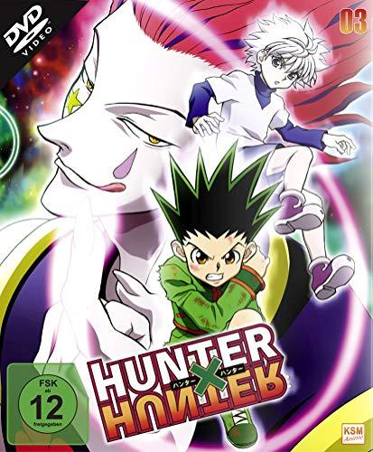 Hunter x Hunter Vol. 3 (Episode 27-36) (2 DVDs)
