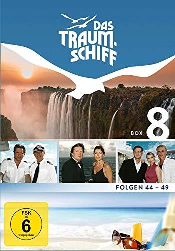 Das Traumschiff Box  8 (3 DVDs)
