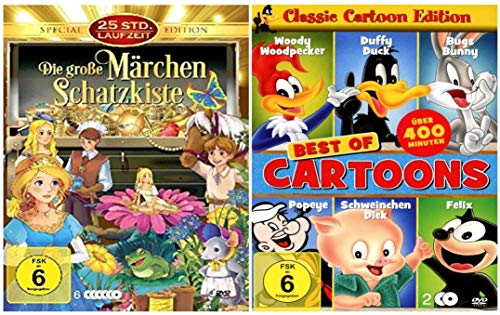 Die Kinder Entertainment Special Selections (32 Filme) (8 DVDs)