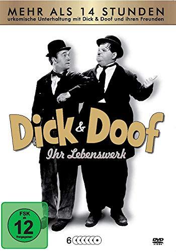 Die Dick und Doof DVD Box Selection (6 DVDs)