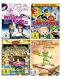 Die Kinderfilm DVD Selection (über 60 Filme + TV Serie Little Cars) (11 DVDs)