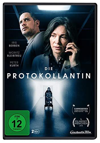 Die Protokollantin 2 DVDs