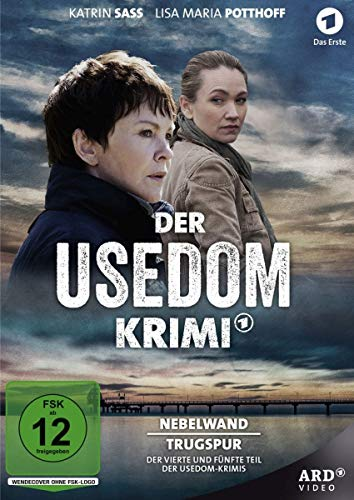 Der Usedom-Krimi Teil 4 & 5: Nebelwand / Trugspur