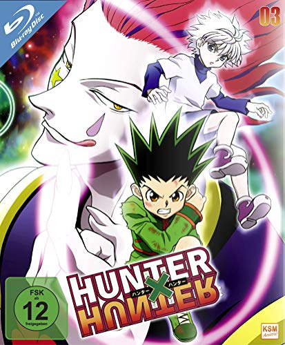 Hunter x Hunter Vol. 3 (Episode 27-36) [Blu-ray]