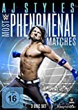WWE - AJ Styles - Most Phenomenal Matches (3 DVDs)