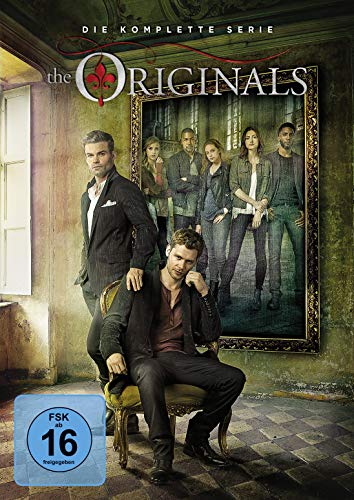 The Originals: Die komplette Serie (Staffel 1-5) (exklusiv bei Amazon.de) (21 DVDs)