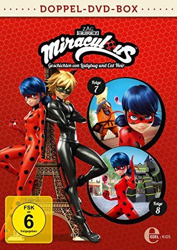 Miraculous - Geschichten von Ladybug und Cat Noir, Folgen  7+8 (2 DVDs)