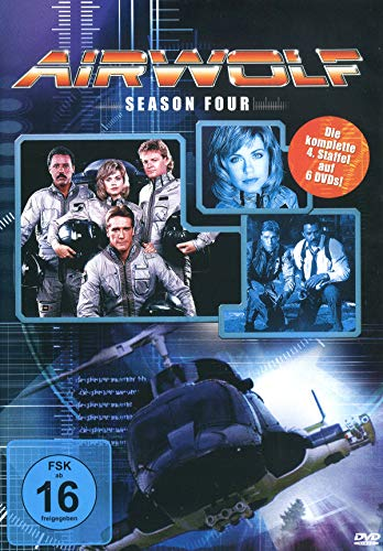 Airwolf Staffel 4 (6 DVDs)