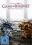 Game of Thrones - Staffel 1-7 (Limited Edition) (exklusiv bei Amazon.de) (34 DVDs)