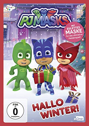 PJ Masks - Pyjamahelden, Vol. 3: Hallo Winter!