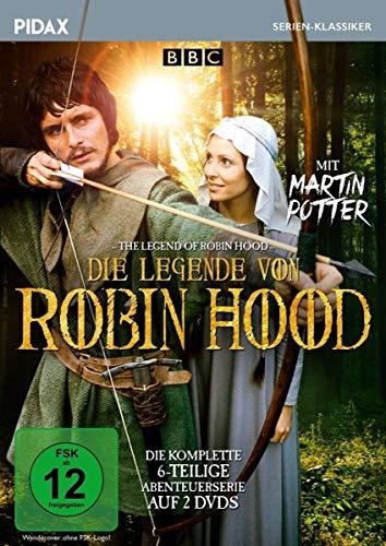 Die Legende von Robin Hood Die komplette Serie (2 DVDs)