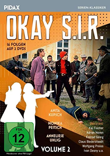 Okay S.I.R. Vol. 2 (2 DVDs)