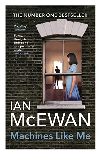 Machines Like Me — Ian McEwan
