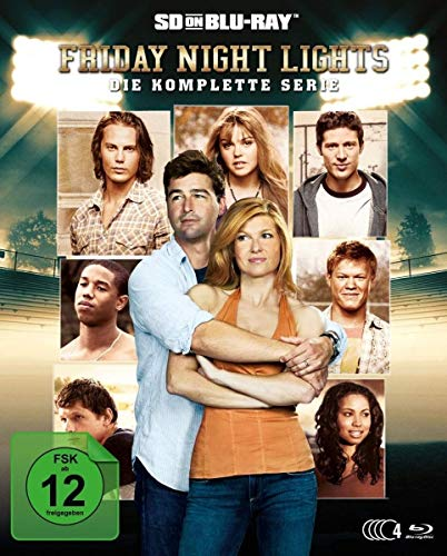 Friday Night Lights Die komplette Serie [SD on Blu-ray]