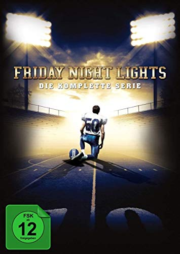 Friday Night Lights Die komplette Serie (22 DVDs)