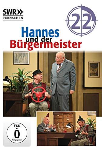 Hannes und der Bürgermeister DVD 22