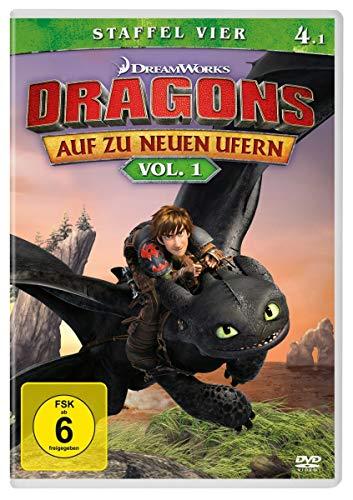 Dragons Auf zu neuen Ufern: Staffel 4.1