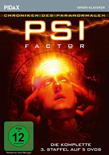 PSI Factor Chroniken des Paranormalen, Staffel 3 (5 DVDs)