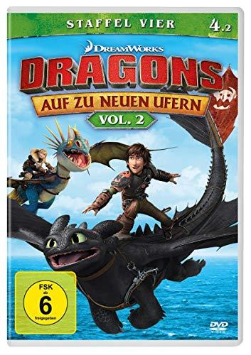 Dragons Auf zu neuen Ufern: Staffel 4.2