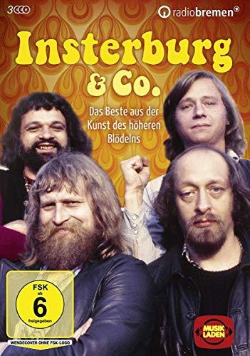 Insterburg & Co Das Beste aus der Kunst des höheren Blödsinns (3 DVDs)