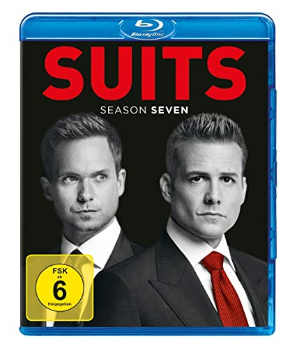 Suits Staffel 7 [Blu-ray]