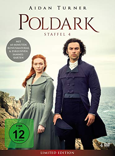 Poldark Staffel 4 (Limited Edition) (3 DVDs)