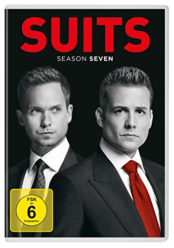 Suits Staffel 7 (4 DVDs)