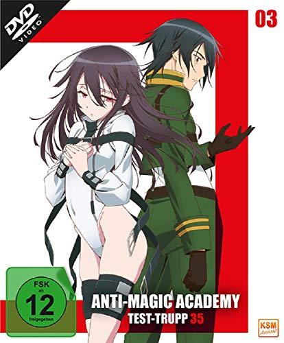 Anti Magic Academy - Test Trupp 35