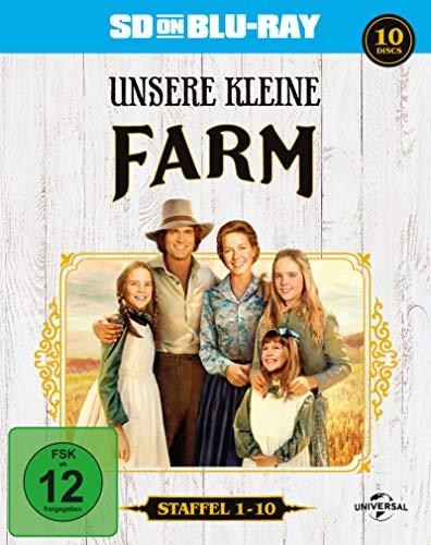 Unsere kleine Farm Die komplette Serie (exklusiv bei Amazon.de) [SD on Blu-ray]
