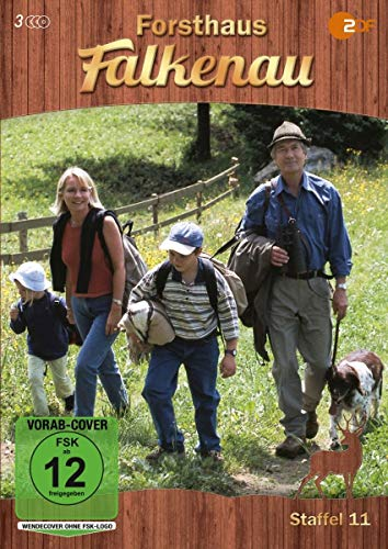 Forsthaus Falkenau Staffel 11 (3 DVDs)