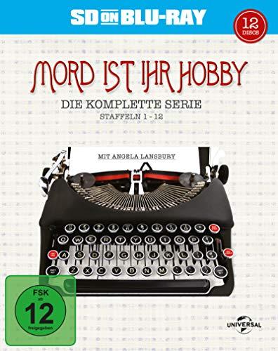 Mord ist ihr Hobby Gesamtbox (exklusiv bei Amazon.de) [SD on Blu-ray]