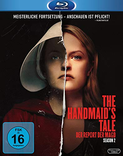 The Handmaid's Tale Staffel 2 [Blu-ray]