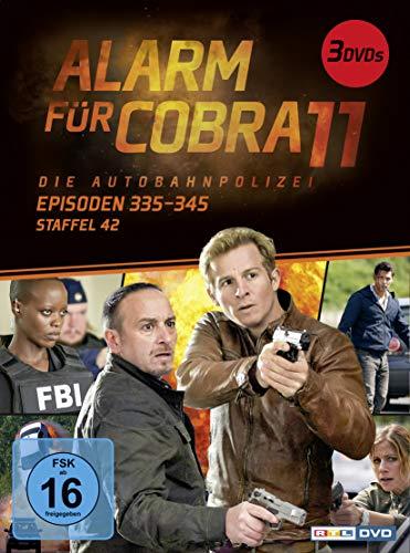 Alarm für Cobra 11 Staffel 42 (3 DVDs)
