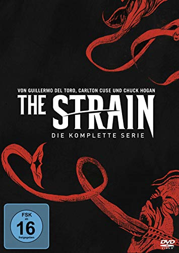 The Strain Die komplette Serie (14 DVDs)