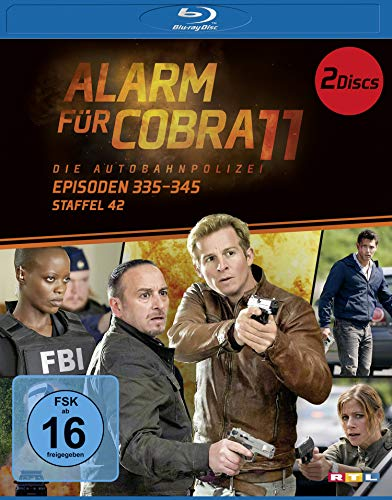 Alarm für Cobra 11 Staffel 42 [Blu-ray]