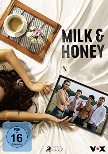 Milk & Honey Staffel 1 (3 DVDs)