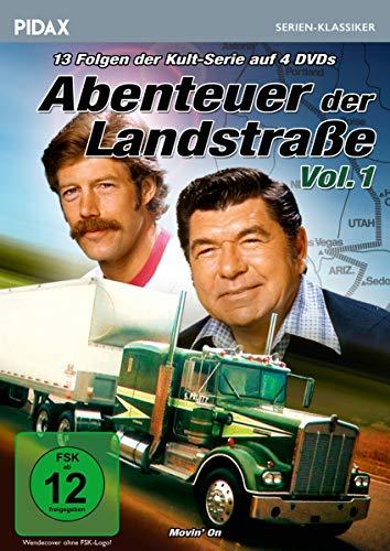 Abenteuer der Landstraße, Vol. 1 (4 DVDs)