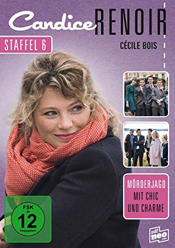 Candice Renoir Staffel 6 (3 DVDs)