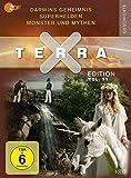 """Terra X - Edition, Vol. 11: Darwins Geheimnis / Superhelden / Monster und Mythen - inkl. Bonus """"Märchen und Sagen"""" (3 DVDs)"""