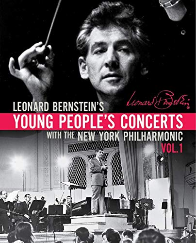 Leonard Bernstein's Young People's Concerts, Vol. 1 (7 DVDs)