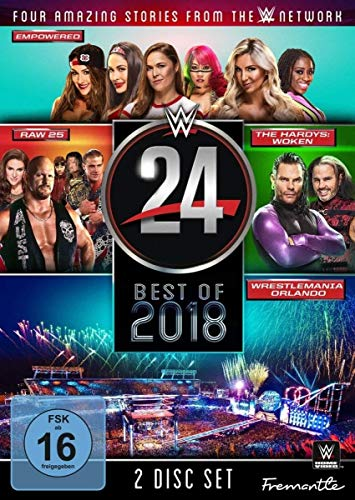 WWE The Best of 2018 (2 DVDs)