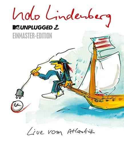 MTV Unplugged: Udo Lindenberg 2 - Live vom Atlantik [Blu-ray]