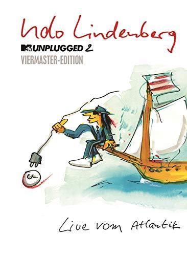 MTV Unplugged: Udo Lindenberg 2 - Live vom Atlantik (2 CDs + 2 DVDs)