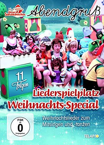 Unser Sandmännchen Abendgruß: Liederspielplatz Weihnachts-Special: Weihnachtslieder zum Mitsingen und -tanzen
