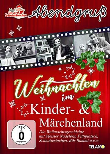 Unser Sandmännchen Abendgruß: Weihnachten im Kinder- & Märchenland